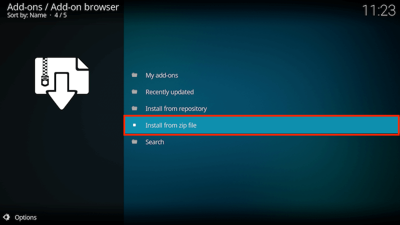How to Install Evolve Kodi Addon Part 7