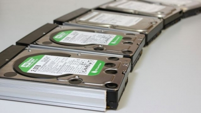 Keeping Logical And Hard Drives Separate