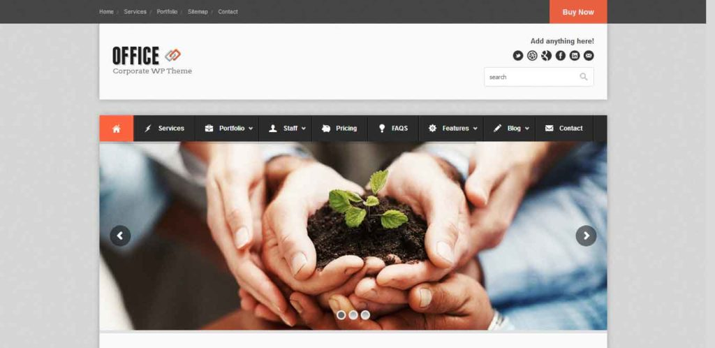 Office-Wordpress-Theme